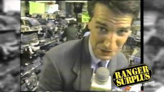 Ranger Surplus Throwback Thursday Commercial