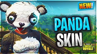 P A N D A Team Leader - Sushi Master SKINS : FORTNITE BATTLE ROYALE