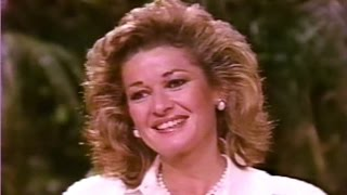 Stephanie Beacham Interview [1986]