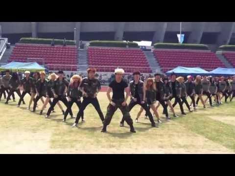 PSYGentleman + WillowFireball + KraddyAndroid Porn ; Flashmob of SAC