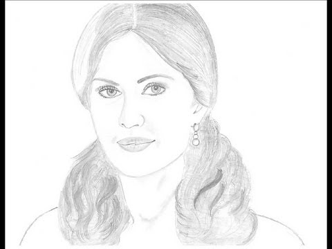 Drawing katrina kaif