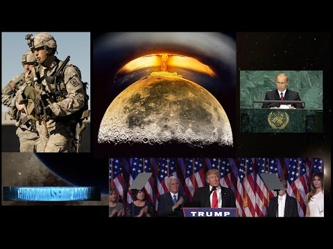 UFO WAR! RACE To Disclosure TRUMP Vladimir Putin Will End NEW WORLD ORDER 11/12/2016