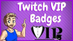 Twitch VIP Badge - Everything You Need To Know!
