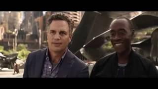 Avengers: Infinity War Bruce Banner moments