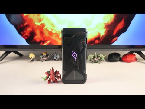 ASUS ROG Phone 2 Quick Review - Indonesia