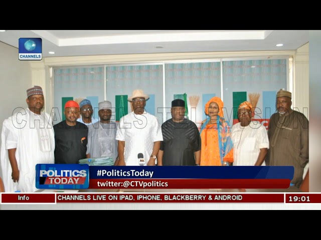 Political Round Up: 33 Aspirants Pick Ekiti APC Nomination Forms