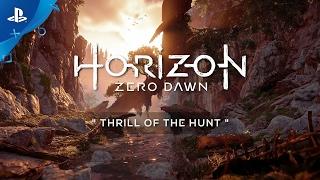 Horizon Zero Dawn - Thrill of the Hunt Video   PS4