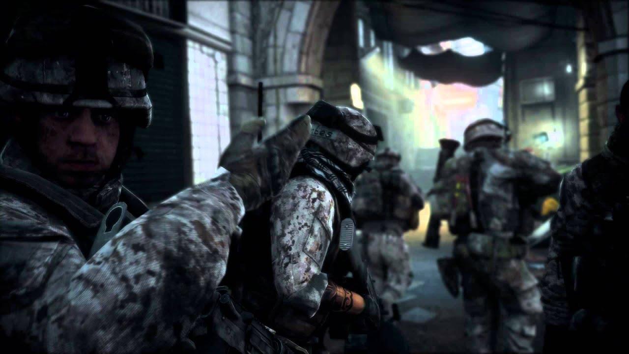 Battlefield Hardline Hd Wallpaper Battlefield 3 Launch Trailer Hd Youtube