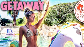 WEEKEND GETAWAY!! **PALM SPRINGS VLOG!!**