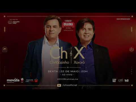 Live Chitãozinho Xororó Fique Em Casa E Cante Comigo Youtube