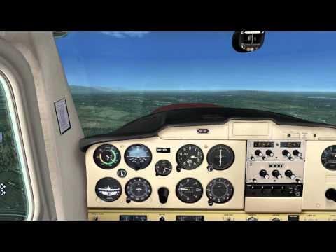 Pilotedge: KVNY - KSBA Cessna 152