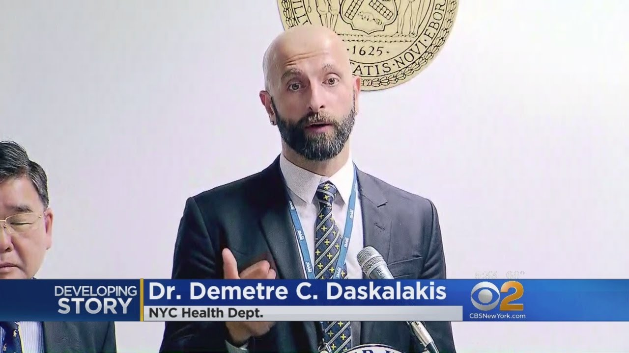 Department Of Health Confirms Additional Cases Of Legionnaire's Disease In Manhattan