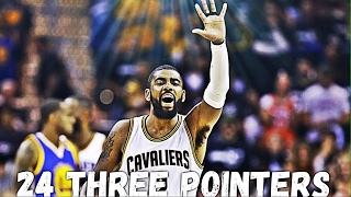 NBA Most Three Pointers In a Game