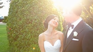 Santa Barbara Wedding Video | Four Seasons Biltmore Wedding
