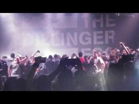 The Dillinger Escape Plan White Oak Music Hall 11/6/16
