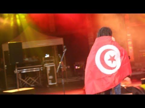 "Alborosie au FIH : ""Tunisia Shall Rise"""