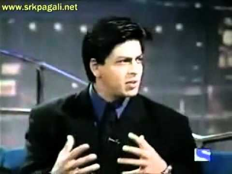shahrukh khan interview on movers and shakers tv show part 1