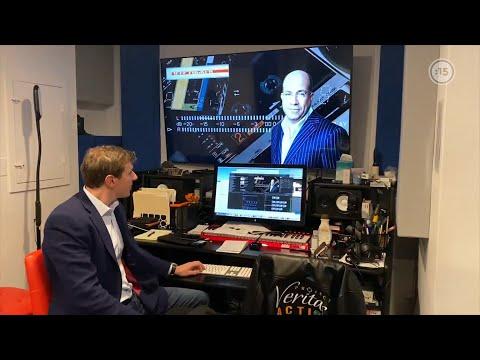"""¡Polémica! Audios filtrados: Jefe de CNN, Jeff Zucker, pide a su personal no """"normalizar"""" a Trump"""