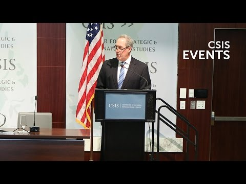 Asian Architecture Conference @ CSIS - Panel: Security Challenges Facing the East Asia Summit