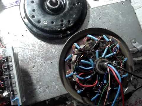 Desenvovimento De Motor E Pwm Brushless Pwm 12 Volts 1000w