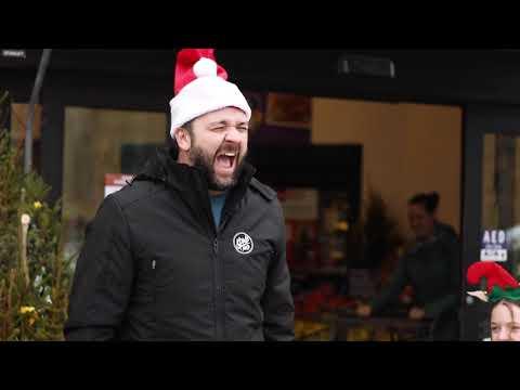 Muss - WATCH! Kettle Karaoke - Help The Salvation Army This Season