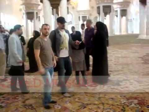 EZEL TOUR ( SHEIKH ZAYED MOSQUE) ايزل بمسجد الشيخ زايد