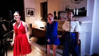 Leonora, Andrea & Sofie - Love is Forever (Danish Embassy, Tel Aviv - 13.05.2019)