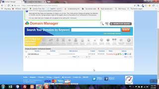 Trỏ tên miền từ NameSilo về hosting