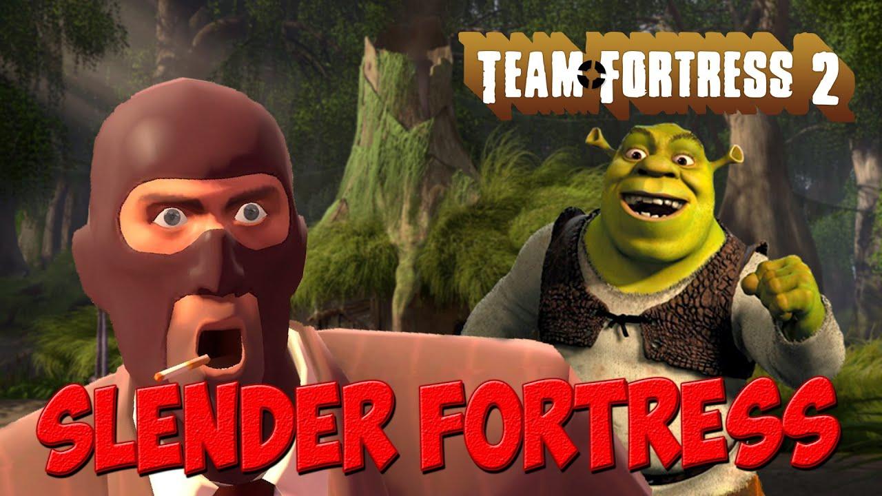 Team fortress shrek