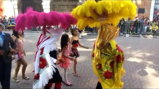 Carnaval Tenancingo Tlaxcala 2016