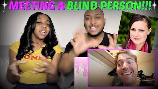 "Shane Dawson ""MEETING A BLIND PERSON *Awkward*"" REACTION!!!"