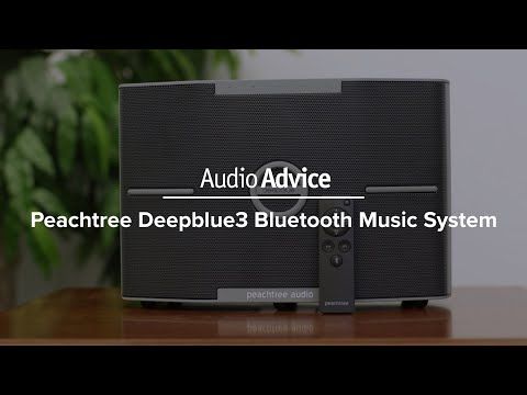 Peachtree Deepblue3 Bluetooth Music System