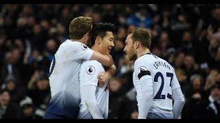 All 115 Tottenham Hotspur Goals in 2018 HD