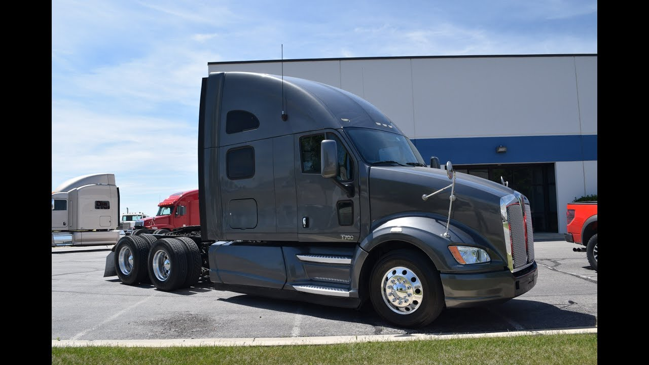 2012 Kenworth T700 For Sale Youtube