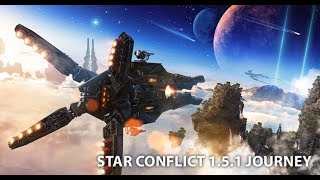 Star Conflict 1.5.1 Stream: PvP only vol.3