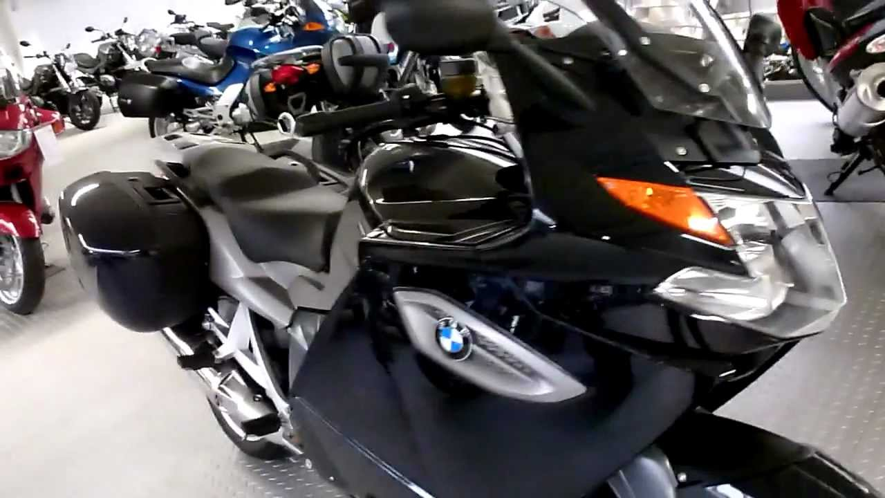bmw k 1300 gt 152 hp sport touring motorcycle youtube. Black Bedroom Furniture Sets. Home Design Ideas