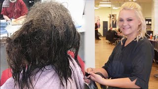 What this hairdresser did has won the hearts of 1000 people over the world!