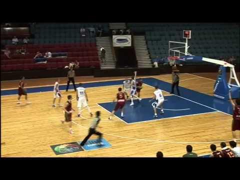 Artur Castela #5 / Monster Dunk / Portugal vs Estonia