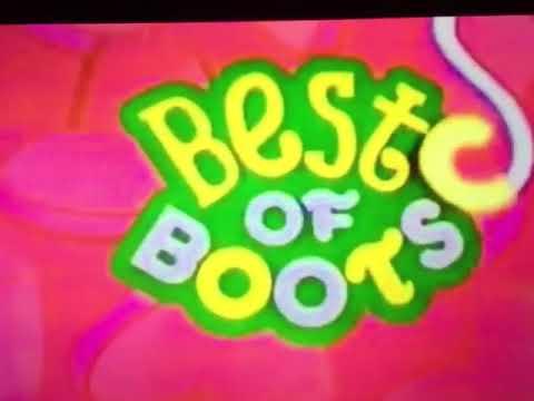 Dora the Explorer Best Of Boots Promo