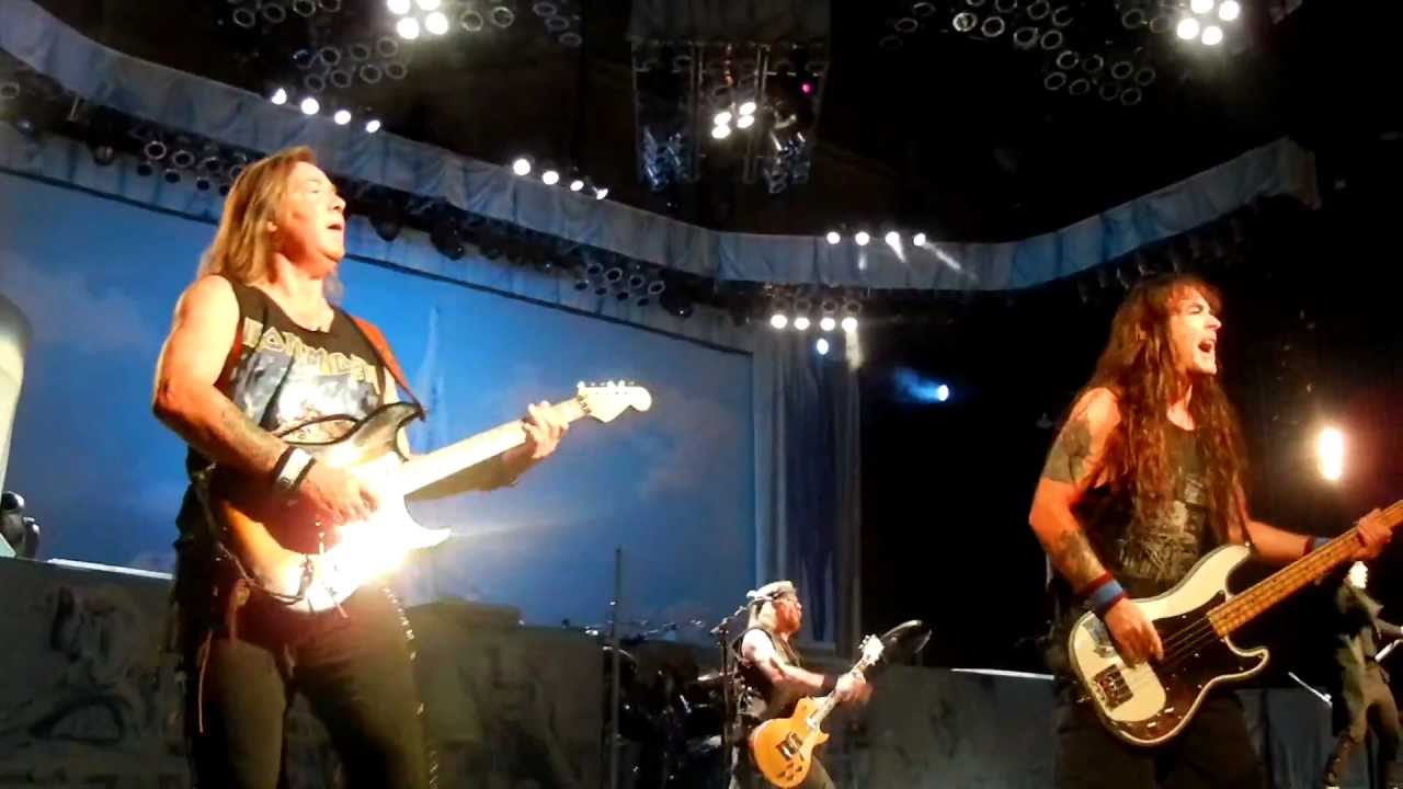 Iron Maiden 2 Minutes To Midnight Live Ashley Furniture Homestore Pavilion Phoenix Az