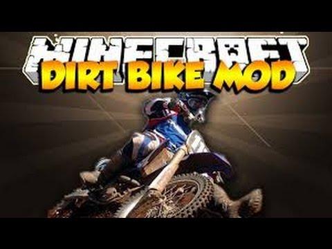 minecraft dirtbike mod 1.7.10