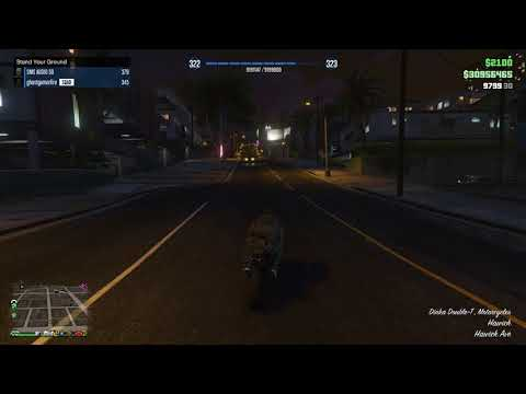 GTA V - The First Signs of a Stalker
