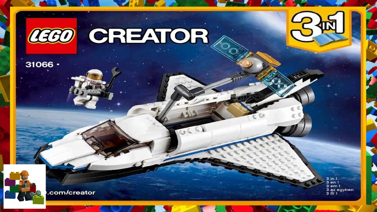 space shuttle explorer lego - photo #13