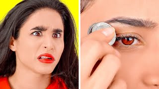 USEFUL GIRLY HACKS FOR ANY OCCASION || Emergency Girly Hacks You Should Know