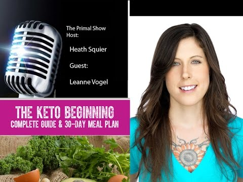 Leanne Vogel Healthful Pursuit Talks About Blasting Fat With A Keto Diet