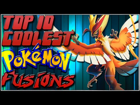 Top 10 Coolest Pokémon Fusions [Ep.10]