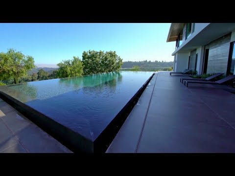 Modern villa - 3000 Benedict Canyon is a masterpiece of architecture - Beverly Hills