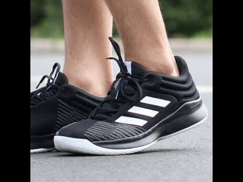 f61f4ffc097b Unboxing Review sneakers Adidas Pro Spark Low 2018 AP9836 - YouTube