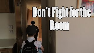 Don't Fight for the Room - Vlog 272- (18.07.2017)