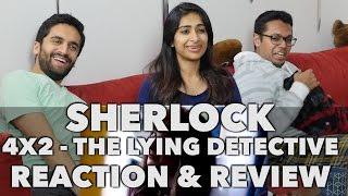 Sherlock - 4x2 The Lying Detective - Reaction Review!